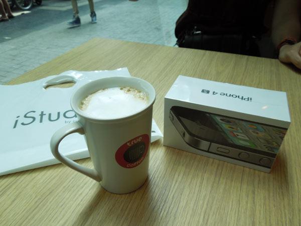 バンコクでiPhoneを買う