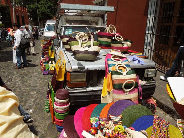 Bazaar Sabado